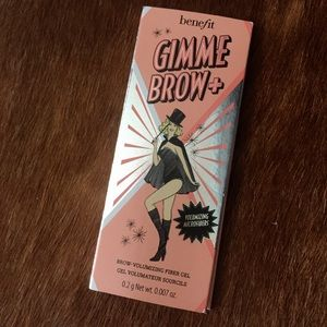 New Sealed BENEFIT GIMME BROW SAMPLE SHADE 3 0.2g